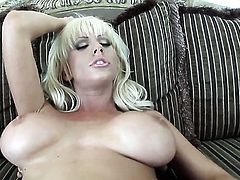 Tanya James is on fire in solo action