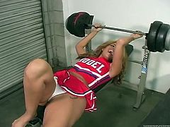 Her asian friend with his muscles was about get changed when she came in to the changing room absolutely naked.He wa only glad to fuck her wet pussy.Watch her getting fucked in Fame Digital sex clips.