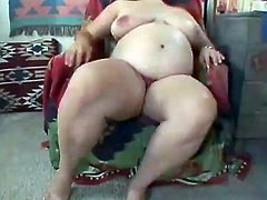 Brunette Prego Flashing BVR