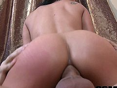 mya gets her ass laid into