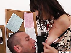 Jordan Ash gets pleasure from fucking Dana DeArmond