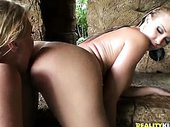 (Talk to This Girl loves always wet warm fuck hole of Blonde Molly Cavalli
