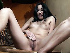 Kimberly Gates shows her love for pussy fingering