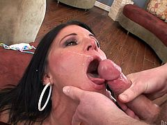 Sexy milf Kendra Secrets gets her vag fingered and fucked from behind