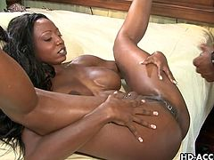 Jada Fire and Trina Michaels get boned rough