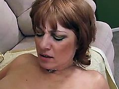 Not satisfied wife needs extra cock on the side