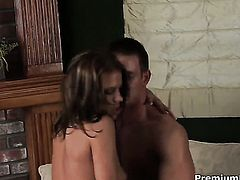Addison Rose loves her fuck buddy in this hardcore action
