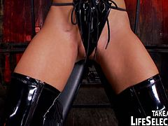 Busty whore in kinky fantasies compiled in one horny video. They sure have the sexiest bodies to make things happen. From sexy feet to hardcore fucking encounters in leather.