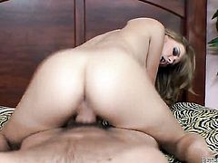 Nicole Ray cant wait to be take cum shot on her nice face