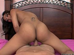 Appealing girl with beautiful face, slim body shape and mouth-watering tight pussy is filming in arousing Fame Digital porn video. She slides her fingers against wet slit showing off the action in closeup shot. She then takes meaty cock in her mouth sucking deepthroat.