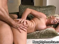 Bill Bailey gets pleasure from fucking gorgeously sexy JoAnna Storms backdoor