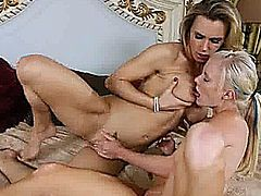 Some MOM's are good at making you a great peanut butter and jelly sandwich, but these sexperienced