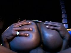 That big black butt of Kelly Star is going to shake so hot, when her man sticks his dick in her asshole and makes some intense pumps!