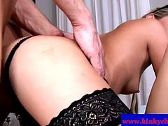 Cherry Jul and her girlfriend get fucked together in this awesome free threesome video. See the nasty blondes getting their cunts drilled deep and hard into a spectacular orgasm.