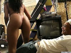 Alicia Tease is too hot to stop the cock stroking session