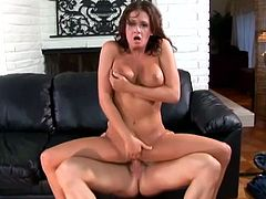 She so nasty , Tory rubs her oiled big juggs by rod and make that dude dick get hard and ready to banged her asshole wild. He went so crazy and pumped her mouth