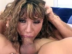 Insolent asian Ava Devine loves to suck like crazy and enjoy cock in POV oral