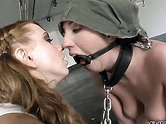 Lexi Belle wants this lesbian fuck session with horny Kelly Divine to last forever