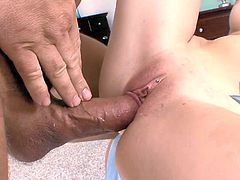 Tight ass Kenna gets nailed by Dick Delaware