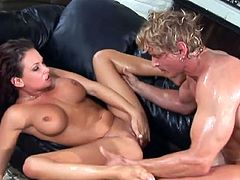 Hardcore milf Tory Lane is sucking so fucking sloppy