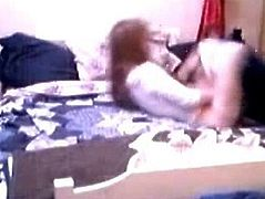 Masturbation of my kinky sister. Hidden cam