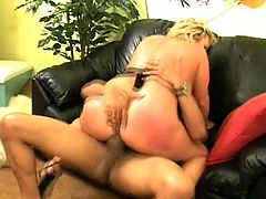 Horny big boobed slut Wanda Lust loves to be used and she can not wait to feel hard cock in her slimy cunt, doggystyle is her favorite pose.