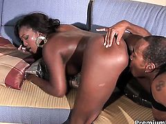Aryana Starr fucking interracially like it aint no thing