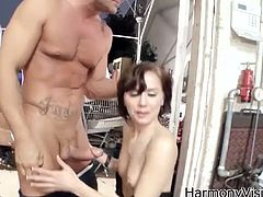 Make sure you check out this hot video featuring Kelly Klass and Nacho Vidal! He is fucking her extremely hard with his big powerful meat!
