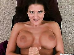 Austin Kincaid cant keep her eager hands off guys stiff love wand
