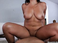 Will Powers loves sex crazed Adrianna LunaS dripping wet cunt and bangs her as hard as possible