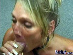 Sparky is an all out cum swallowing whore who just cannot get enough dick.