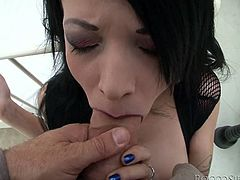 POV magic is on your screen and this lusicous sex doll Aspid is going to give you an amazing blowjob! She is so starving about your cock!