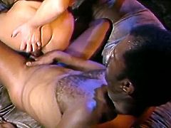 These sex-starved nymphos have to enjoy each other's company while they are fighting over this stud's BBC. Check out this classic sex movie now and I'm pretty sure you will like it.