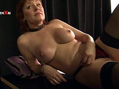Lesbian bitch gets fisted in this amazing chick on chick scene featuring fisting. Hit play and check it out right here.