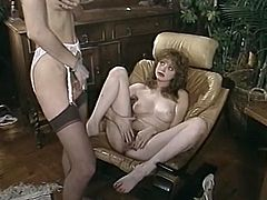 These gorgeous lesbians know how to make sex sexier. They make each other quickly caressing each other's wet pussies orally. Check out this fantastic lesbian sex scene now and I'm pretty sure you will like it.