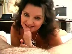 So, whoop it out for her and click on this amazing POV blowjob scene. Raven won't let you down, as she is a great cock sucker.