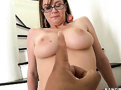 Sara Stone with phat ass gets her love hole attacked by hard schlong