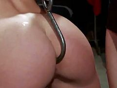 Smut taco has made love By A male And A honey near Strap onto