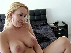 Naughty is the word that fully describes this steaming and horny milf Tara Star! She is going for it with her eyes closed and it's gonna be so damn wild!