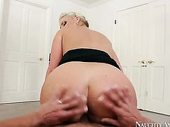 Marco Banderas is horny as hell and cant wait no more to screw Phoenix Marie with his sturdy tool