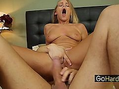 Cheerleaders Britney Young to Truffles 