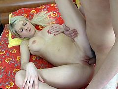 Long haired light head bitch with big boobs fuck with a stranger. She gives him deep throat cock suck and strongly bounces on that pecker in reverse cowgirl style. Watch this horny blondie in Meet Suck and Fuck porn video!