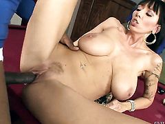 Sean Michaels loves always wet warm fuck hole of Alia Janine