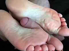 Feet and footjob compilation