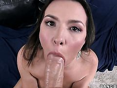 Danica Dillon with round butt is too hot to stop taking cock in the ass way