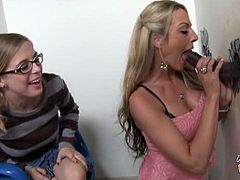 Sindy and penny share big black dick