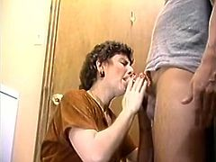 Watch this hottie talking to her new friend while masturbating in her bedroom by rudding and poking her fingers into her wet and tight pussy in Classic Porn sex clips.