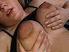 Wild prego needs two cocks to satisfy her dirty needs in hardcore porn