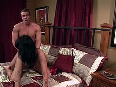 Rocco Reed fucks with slutty Zoey Holloway