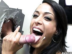Layla Sin gets slam fucked in her honeypot by horny man